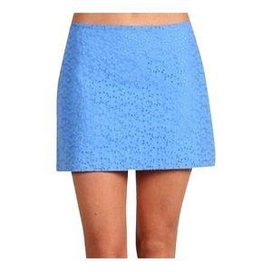 ✨HP✨ Lilly Pulitzer Tate Sweet Daisy Eyelet Skirt